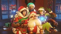 'Overwatch' brings the holiday cheer with new Winter Wonderland event