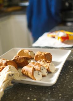 Homemade Cannoli from Scratch
