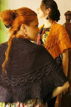 Sunset Shawl by Joji Locatelli. pattern for purchase at Ravelry