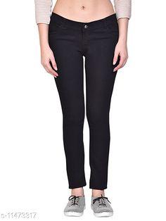 Jeans Black, Basic/Plain Silky Denim Jeans for Women/Ladies (B2201_Nik n Vil) Fabric: Denim Multipack: 1 Sizes: 34 (Waist Size: 34 in Length Size: 39 in)  36 (Waist Size: 36 in Length Size: 38 in)  38 (Waist Size: 38 in Length Size: 37 in)  28 (Waist Size: 28 in Length Size: 39 in)  40 (Waist Size: 40 in Length Size: 37 in)  30 (Waist Size: 30 in Length Size: 39 in)  42 (Waist Size: 42 in Length Size: 36 in)  32 (Waist Size: 32 in Length Size: 39 in)  Country of Origin: India Sizes Available: 28, 30, 32, 34, 36, 38, 40, 42   Catalog Rating: ★4.1 (630)  Catalog Name: Trendy Elegant Women Jeans CatalogID_2156010 C79-SC1032 Code: 134-11473317-1701