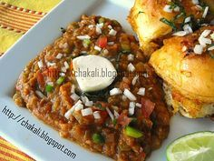 pav bhaji, restaurant style pavbhaji, bombay pav bhaji, pao bhajji, pav bajji