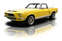 1968 Ford Shelby Mustang GT500 Convertible Pro Touring 427 V8 5 Speed