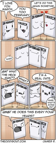 Funny Comics - When he was in high school, James Rallison wasn't partying or winning football games like his old - Theodd1sout Comics, Cute Comics, Funny Comics, Really Funny, Funny Cute, The Funny, Hilarious, Stupid Funny Memes, Funny Texts