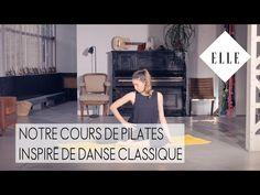 Click to Watch > Notre cours de pilates inspiré de danse classique┃ELLE Pilates in HD