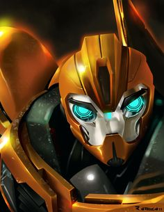 tf prime BUMBLEBEE by ~aerlixir on deviantART