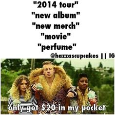 if only fangirling pays. I'd still not have money... it would all be spent on the boys xD