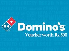 Great Deal : Dominos Food Voucher worth Rs.500
