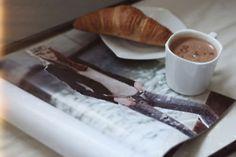 #coffee & # pastry
