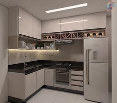 Este posibil ca imaginea să conţină: bucătărie şi interior Kitchen Room Design, Modern Kitchen Cabinets, Kitchen Cabinet Design, Kitchen Sets, Modern Kitchen Design, Home Decor Kitchen, Interior Design Kitchen, New Kitchen, Home Kitchens