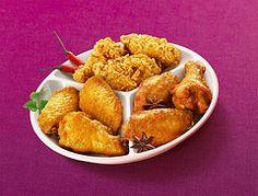 McDonald's China - Chicken Wings w/ Yanju flavored marinade    #mcdonalds #McDonald's