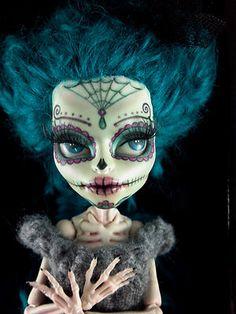 """Custom OOAK """"Mayauel"""" Monster High Doll by Skeriosities™   eBay"""