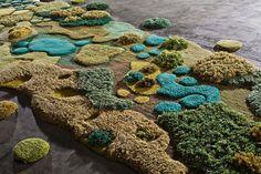 Topographic textiles!