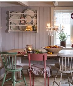 How to decorate your home with your own hands: 65 photos and inspirational ideas Cottage Shabby Chic, Cottage Style, Industrial Style Kitchen, Kitchen Rustic, Country Kitchen, Cosy Home, Scandinavian Home, Cottage Homes, Wabi Sabi
