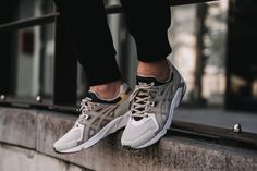 separation shoes 49050 94452 Wood Wood x asics TIGER Gel DS Trainer OG Calzas, Converse, Furgonetas