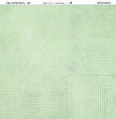 MIĘTOWY CUKIEREK 04 Galeria Papieru