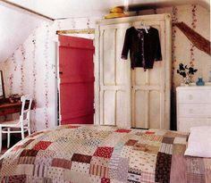 Little Welsh Quilts and other Traditions: February 2011
