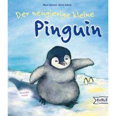 Büchereckerl: Der neugierige kleine Pinguin