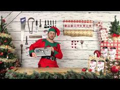 Christmas needs fixing - the story of a visionary elf.