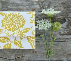 Floral Clutch in Pear Green and Cream Bridesmaid by JannysGirl  https://www.etsy.com/listing/198643691/floral-clutch-in-pear-green-and-cream?ref=related-1