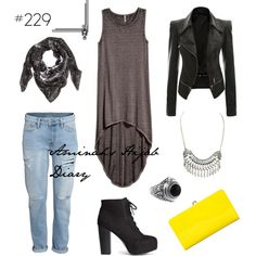 Aminah´s Hijab Diary #hijab #modest #fashion #style #look #outfit #ootd #hm #biker