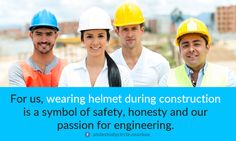 Civil Engineering. Tech Quotes, Safety First, Civil Engineering, Honesty, Passion, Technology, Tech, Tecnologia, Loyalty