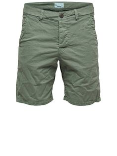 CHINO SHORTS, Sea Spray