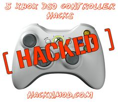 5 Ways to Hack your Xbox 360 Controller