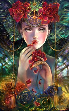✯ Rose Eater .. by Schin✯