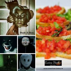 Are you going to getspooked at the movies for Halloween? Come in for pre-horror dinner and drinks!🎃🕷️🍸 https://www.opentable.com/r/cucina-venti-mountain-view