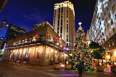 December in New Orleans means holiday fun and perfectly cool weather for exploring outdoor attractions! Here are tips for packing, as well as event highlights and more. New Orleans Vacation, Visit New Orleans, New Orleans Travel, New York City Travel, Best Christmas Markets, Christmas Events, Christmas Travel, Christmas Vacation, Holiday Travel