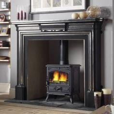 Franco Belge Montfort Classic 5kW Wood Burning Stove