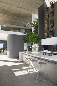 Six Floor Luxury Hom