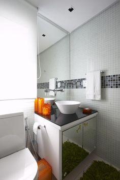 Como decorar um banheiros