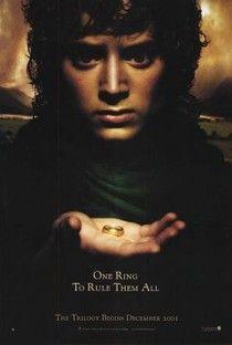Revi: O Senhor dos Anéis: A Sociedade do Anel (The Lord of the Rings: The Fellowship of the Ring) -Queria ver todos, mas tinha que estudar amo a trilogia e nunca enjoo de rever-la. AMOOOO demais, logo vou rever os outros dois <3