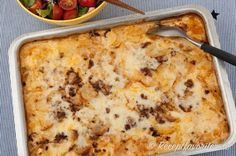 Köttfärslåda Meat Recipes, Healthy Dinner Recipes, Snack Recipes, Minced Meat Recipe, Vegan Meal Prep, Recipe For Mom, Everyday Food, Food Inspiration, Love Food
