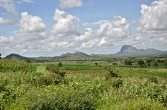 Between Lilongwe and   Dedza