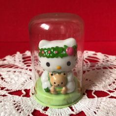 Hello Kitty Gifts, Cat Gifts, Snow Globes, Auction, Home Decor, Decoration Home, Room Decor, Home Interior Design, Home Decoration