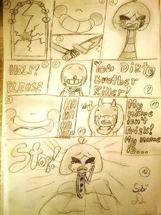 Undertale mini comic part one :D