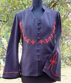 Hungarian women's riding blouse  https://hagyomanyorzobolt.com/en/spd/998794/Hungarian-women039s-riding-blouse