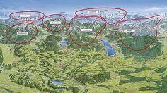 Schliersee: Wandern und Berge