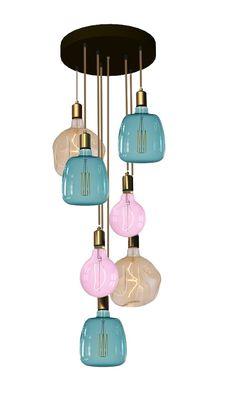 Das Jahr 2021 beginnen wir mit Lichtdesign. Um allen Räumlichkeiten eine Spur farblicher Süße verleihen zu können, haben wir die Pendelleuchte #SweetCandies entwickelt. Die Materialkombinationen sind komplett individualisierbar! Coming Soon #ZuckerfürdieAugen by #UlrikeKrages #UK_UrbanComfort  ___________________ #lighting #lightingideas #lightplanner #innenarchitekt #lightdesigner #interiorinspo #lichtplanung #pendelleuchte #interiorlightingdesign #innenarchitektur #interiorlighting Shops, Spur, Uk 5, Wind Chimes, Collections, Urban, Lighting, Outdoor Decor, Shopping