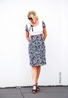 * Ferrera * Das Lieblingskleid #Schnittbox
