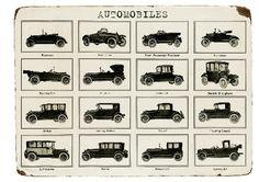 Vintage Automobiles,  www.madamea.no