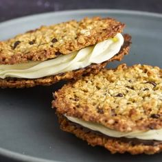 Cookie Desserts, Cookie Recipes, Danish Food, What To Cook, Yummy Cakes, I Foods, Great Recipes, Tapas, Sweet Tooth