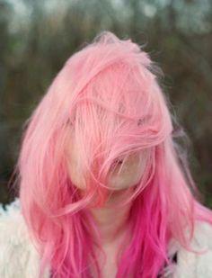 #Bright #Coloured #Hair