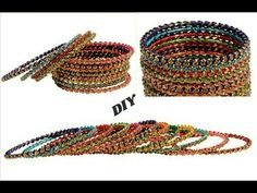 Easy Beaded Necklace. 3D Peyote Stitch Beading Tutorial - YouTube