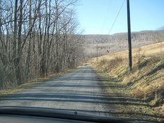 Just got back from a route 30 road trip.  Near Bedford Pennsylvania we defied gravity on Gravity Hill Road.  Out in the middle of no where, but worth the 30 minute side trip.
