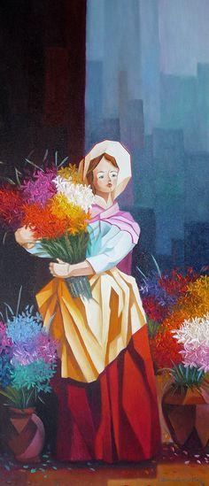 *Florista* - Damião Martins
