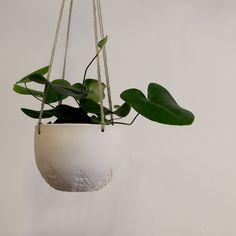 Hanging planter - simple things