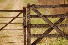 Country Life Farm Gate Countryside image has a public domain license. You can use it for Free and without restrictions even for commercial use Farm Gate, Farm Fence, North West Province, Provinces Of South Africa, Gate Openers, Elderly Couples, Automatic Gate, New Africa, Wood Wallpaper